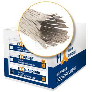 Fix-shredder karton in dispenserdoos 10m²