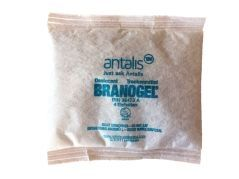 BRANOgel® VCI silicagel 1/3 Din 70x140mm, 1000 st/ds