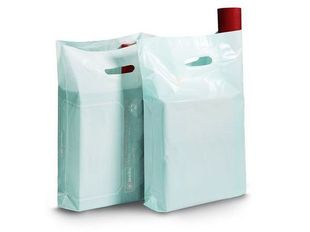 Plastic Tassen 500 st/ds