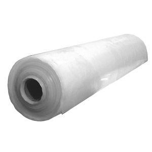LDPE Folie - transparant-100 cm x 100 mtr, 100 mu