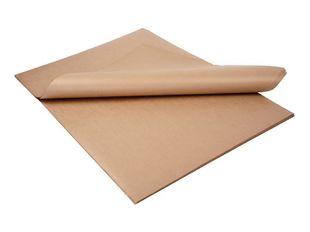 Natronkraft papier vel