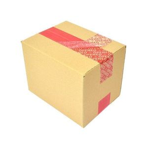 Security Tape 50mmx50mtr  rood