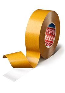 TESA 4900 dubbelzijdig transfer tape 12 mm x 33 mtr transparant